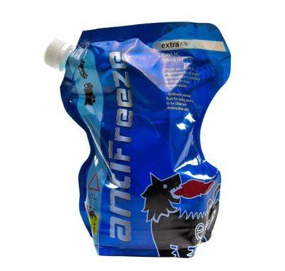 Антифриз для мотоцикла Antifreeze Ready G11 Eni, 1л (Синий)