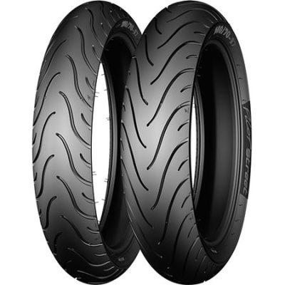 Мотошины Michelin Pilot Street R18 2.75/ 42 P TL/TT Передняя (Front) ()