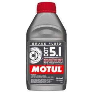 MOTUL DOT 5.1 Brake Fluid (0.5л)