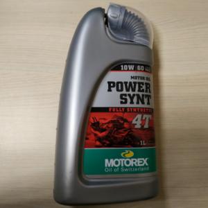 MOTOREX Масло моторное POWER SYNT 4T SAE 10W/60 1л, 301888
