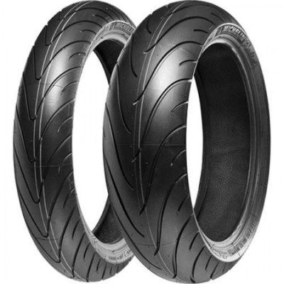 Мотошины Michelin Road 5 R17 180/55 73 W TL Задняя (Rear)