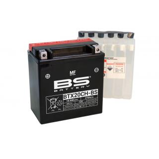 BTX20CH-BS Аккумулятор (YTX20CH-BS)