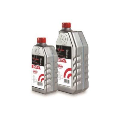 Тормозная жидкость Brembo dot 4    (0.5 л)