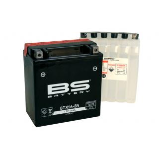 BTX16-BS Аккумулятор (YTX16-BS)