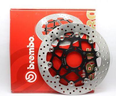 Тормозной диск BREMBO 78B40865 для мотоцикла KAWASAKI KLV