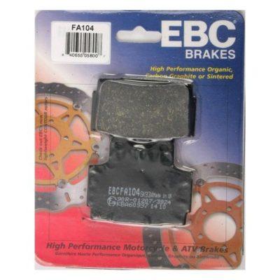 FA104 EBC BRAKES Тормозные колодки (BRAKE PADS)
