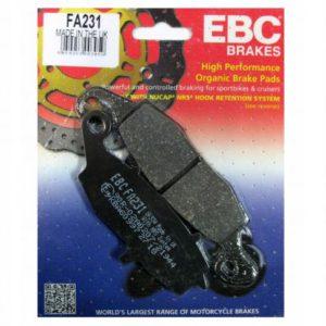 Тормозные колодки FA 231 EBC