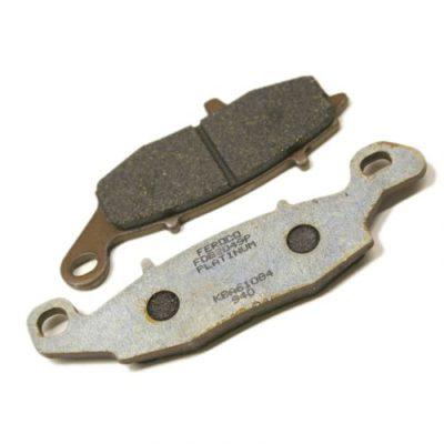 Тормозные колодки дисковые FERODO MOTO FDB2049P