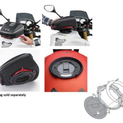 GIVI Крепеж TANKLOCK сумки на бак мотоцикла Suzuki BF01