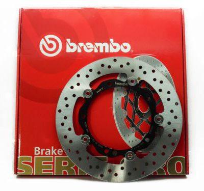 Тормозной диск BREMBO 78B40817 для мотоцикла Yamaha T-MAX