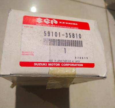 Колодки оригинальные для GSF1250 Bandit  Bandit S  GSF650 Bandit  Bandit S  GSX1250 GSX650 59101-35810-000 PAD SET, Suzuki Номер детали 59101-35810-000, 5910135810000, 59101-35810, 5910135810, 59101 35810