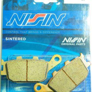 Тормозные колодки NISSIN 2P-244ST Задние